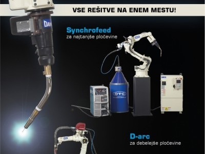 Daihen Varstroj oglas
