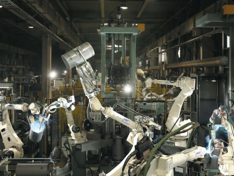 Kako digitalizacija in robotizacija preoblikujeta varilstvo