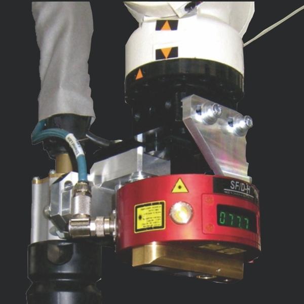 Lasersko iskalni senzor FD-SFH